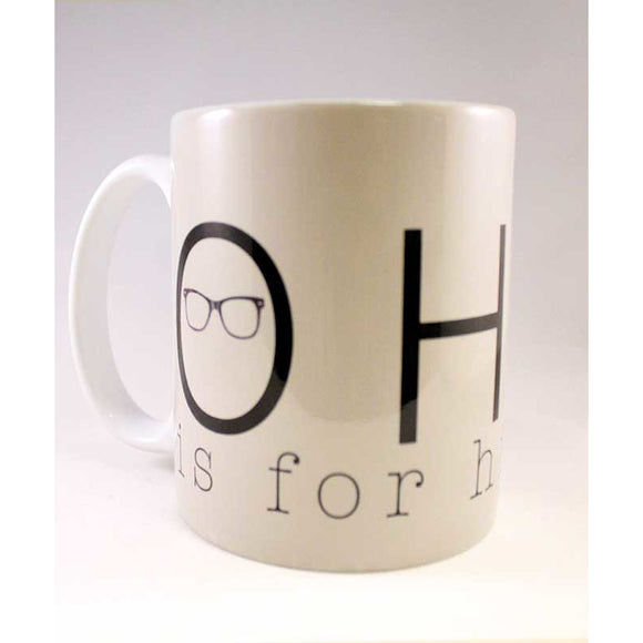 Ohio is for Hipsters Mug