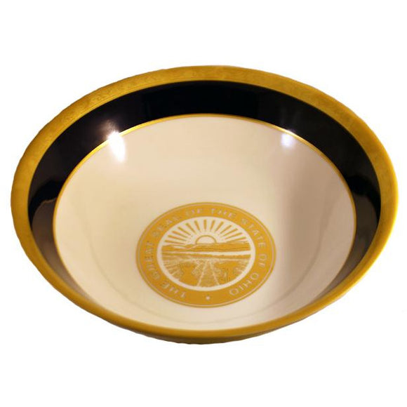 State Seal China Serving Bowl 9