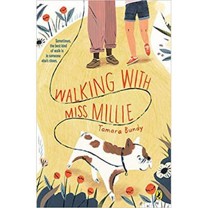Walking with Miss Millie 2017 Ohioana Award Winner Signed by Author