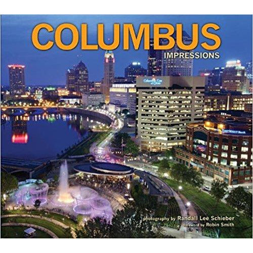 Columbus Impressions by Randall Lee Schieber