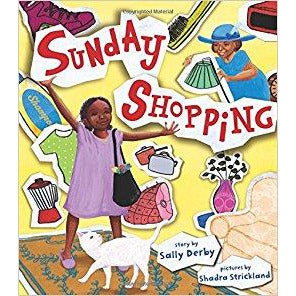 Sunday Shopping by Sally Derby and Shadra Strickland