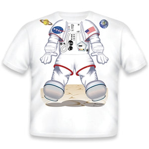 Astronaut Tee for Kids Add-a-Kid