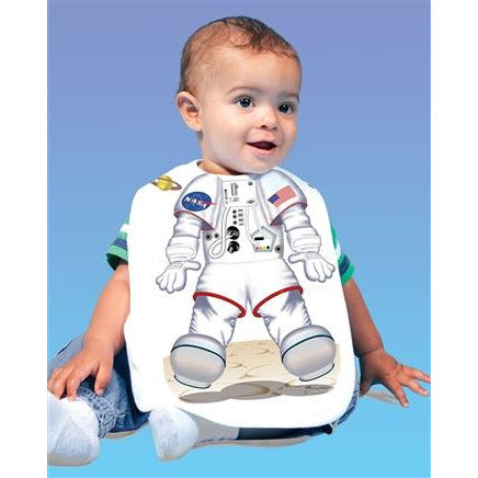 Astronaut Bib for Kids from Add-a-Kid