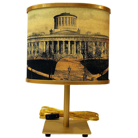 Ohio Statehouse Lamp