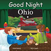 Good Night Ohio Children's Board Book