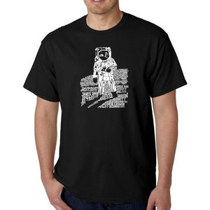 Astronaut T-Shirt Adult