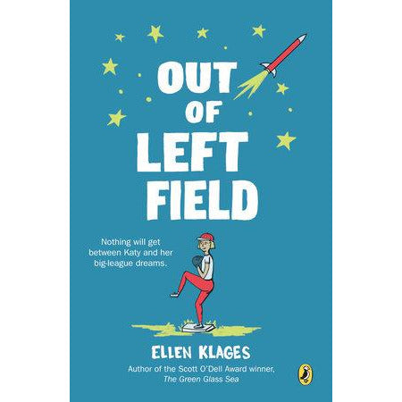 Out of Left Field by Ellen Klages-Ohioana Award Winner 2019