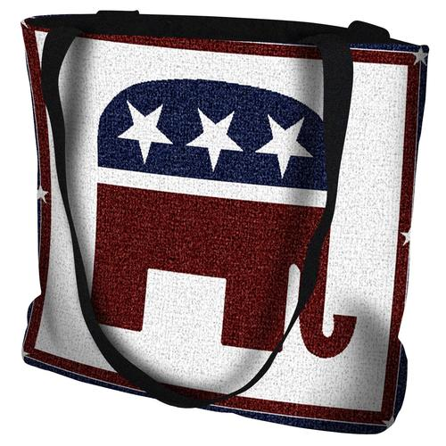 Republican Tapestry Tote