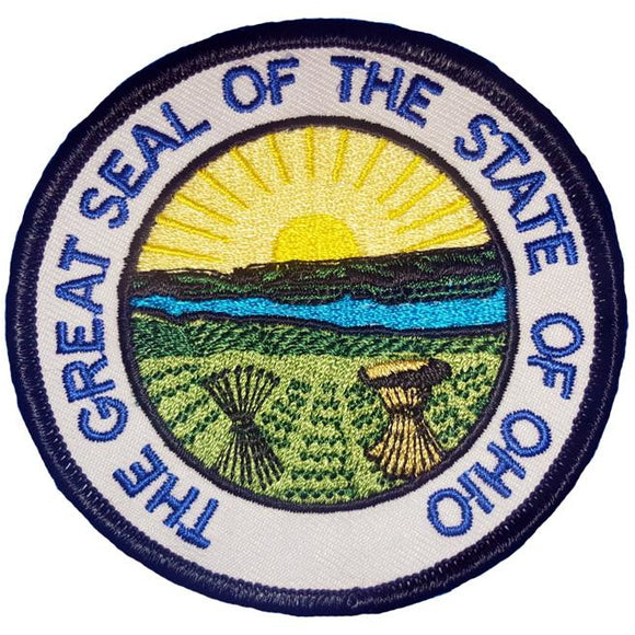 Ohio State Seal Patch