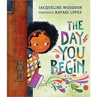 The Day You Begin Hardcover Ohioana Award Winner 2019 Signed by Author