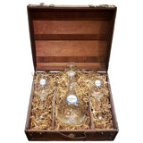 Heritage Pewter Wine Decanter set * Exclusive to the Statehouse Museum Shop *