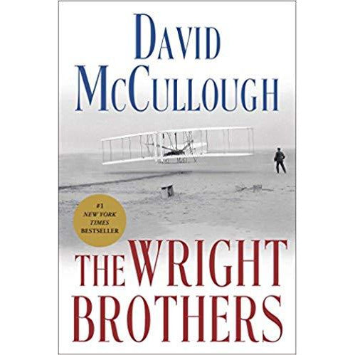 The Wright Brothers by David McCullough HB