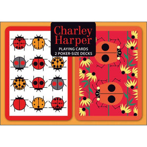 Charley Harper Poker Card Decks
