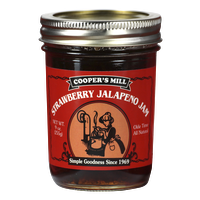 Cooper's Mill Strawberry Jalapeno Jam