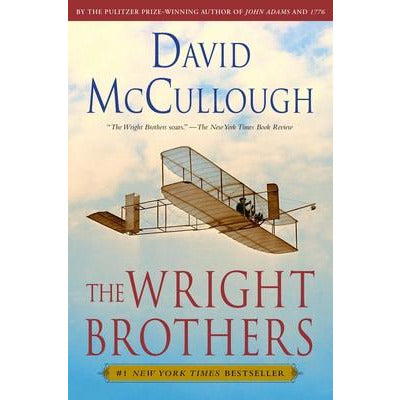 The Wright Brothers by David McCullough PB