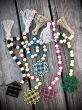 Beaded Garland - 14 different holiday/seasonal options!