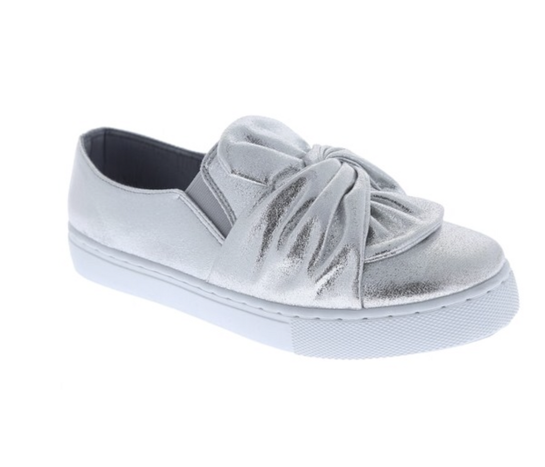 Knot Top Slip On Sneaker