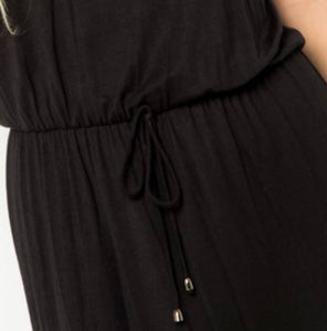 Comfy & Casual Little Black Dress