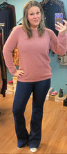 Lightweight Mohair Sweater -2 colors! (Generously sized S)