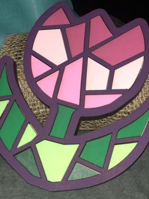Custom Mosaic Puzzle / Wall Decor - 4 sizes and lots of options!
