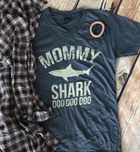 Mommy Shark Shirt