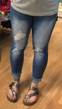 KanCan Soft & Stretchy Distressed Skinny Jeans - sizes 1 & 11