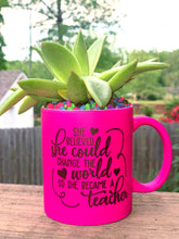 11 oz Teacher Mugs - 2 designs