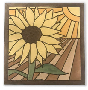 Sunflower - Paint it Your Way COMPLETE kit OR Wood Cutout ONLY!!