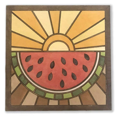 Watermelon Mosaic - Paint it Your Way COMPLETE kit OR Wood Cutout ONLY!!