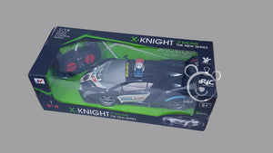 X-Knight R/C Racing Car