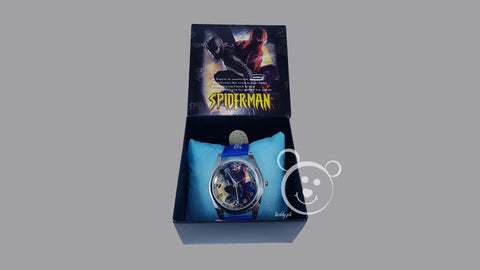 Disney Watch - Spiderman Design