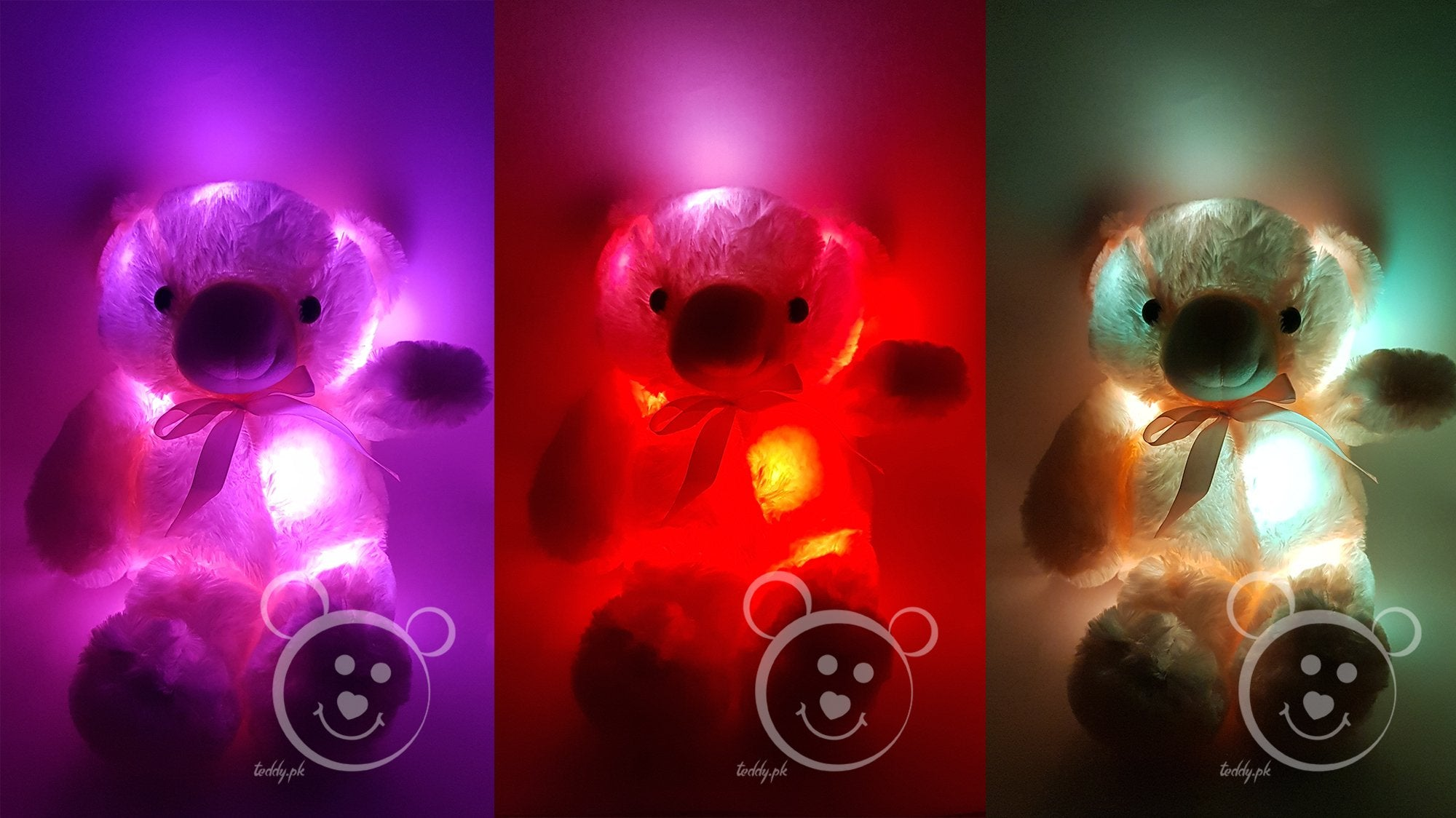 Teddy Bear LED Light Medium