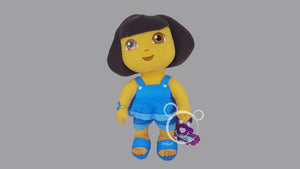 Fancy Dora Original Small Design 3