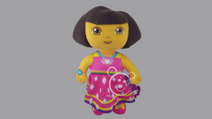 Fancy Dora Original Small Design 2