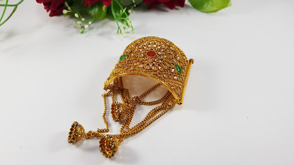 Indian Golden Bracelet