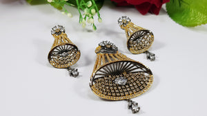 Turkish Locket Set