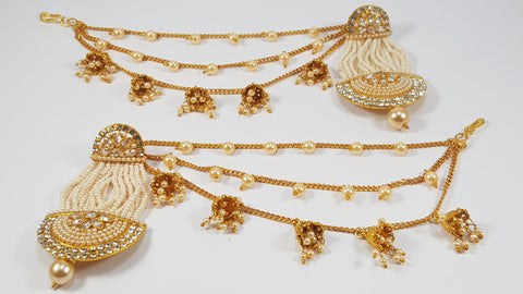 Party Wear Kundan Set