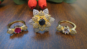 Changeable Ladies Rings
