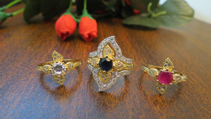 Ring - 3 Color Changeable