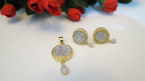 Office Jewelry - Locket Set