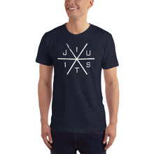 JiuJitsu Shirt with Criss Cross