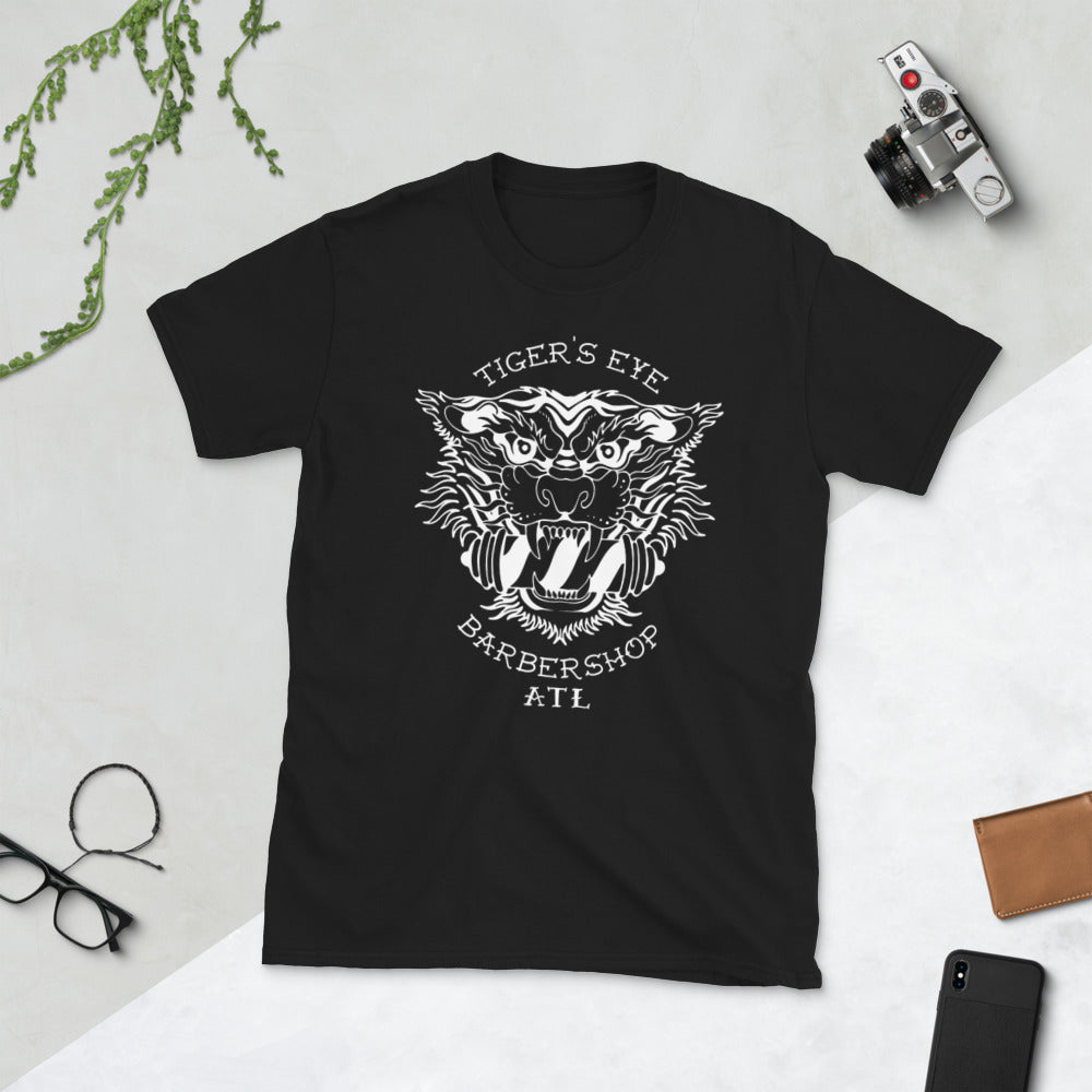Tiger's Eye Short-Sleeve T-Shirt (unisex)