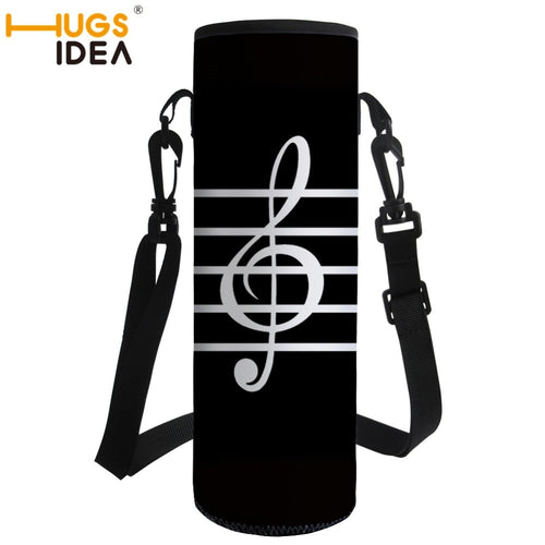 Music Note Water/Soda Bottle Holder.