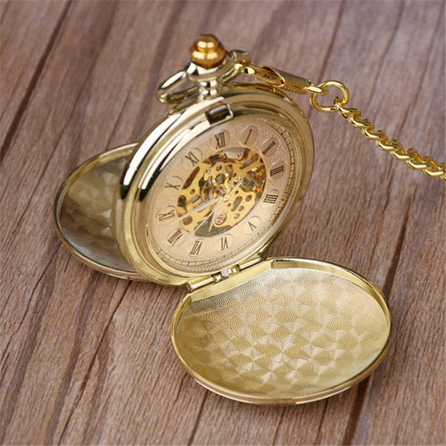 4JEANS2 ☀ Roman Numeral Pocket Watch. They're not just for suits anymore!