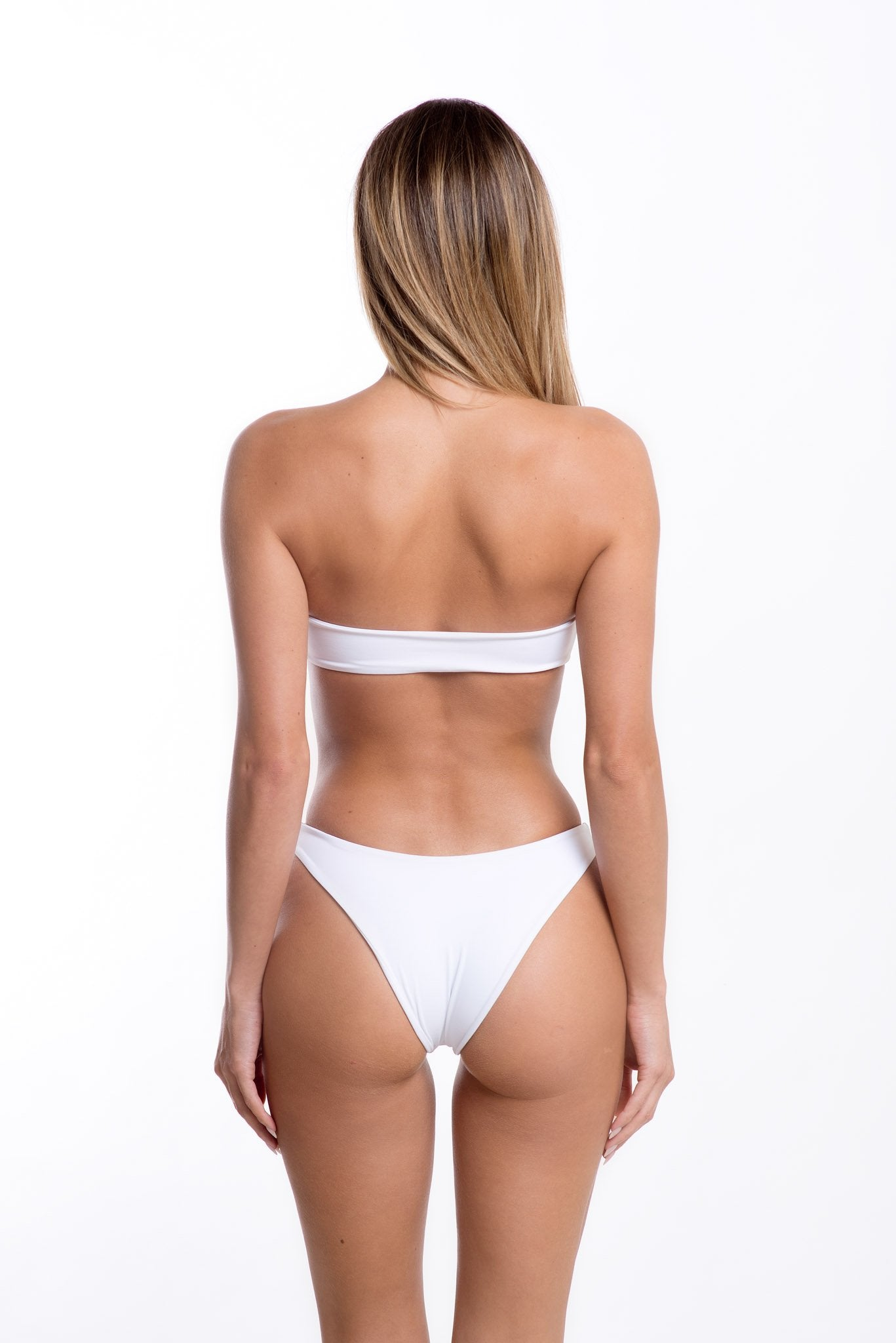 Zuri Bottoms White