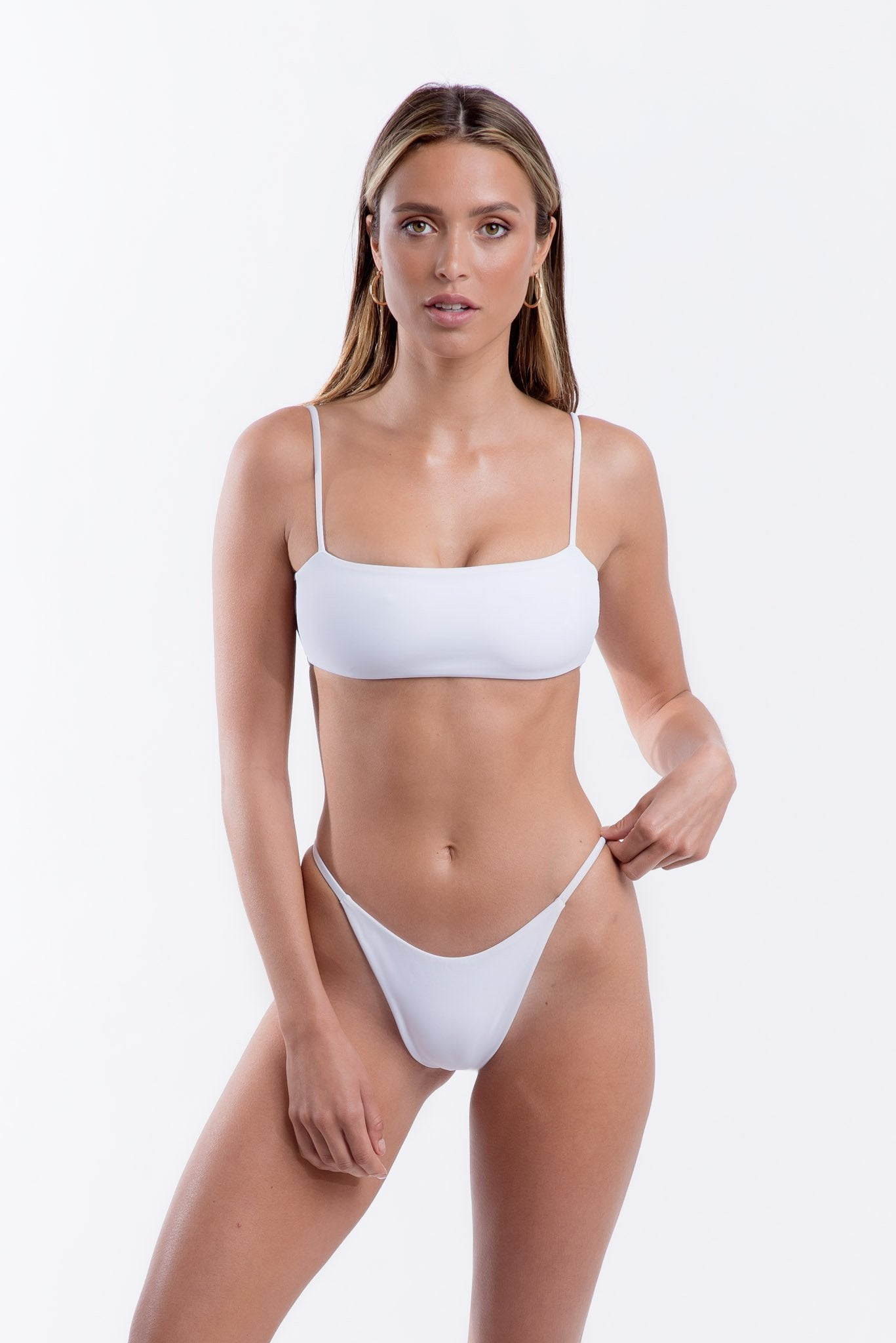 Cartia Top White