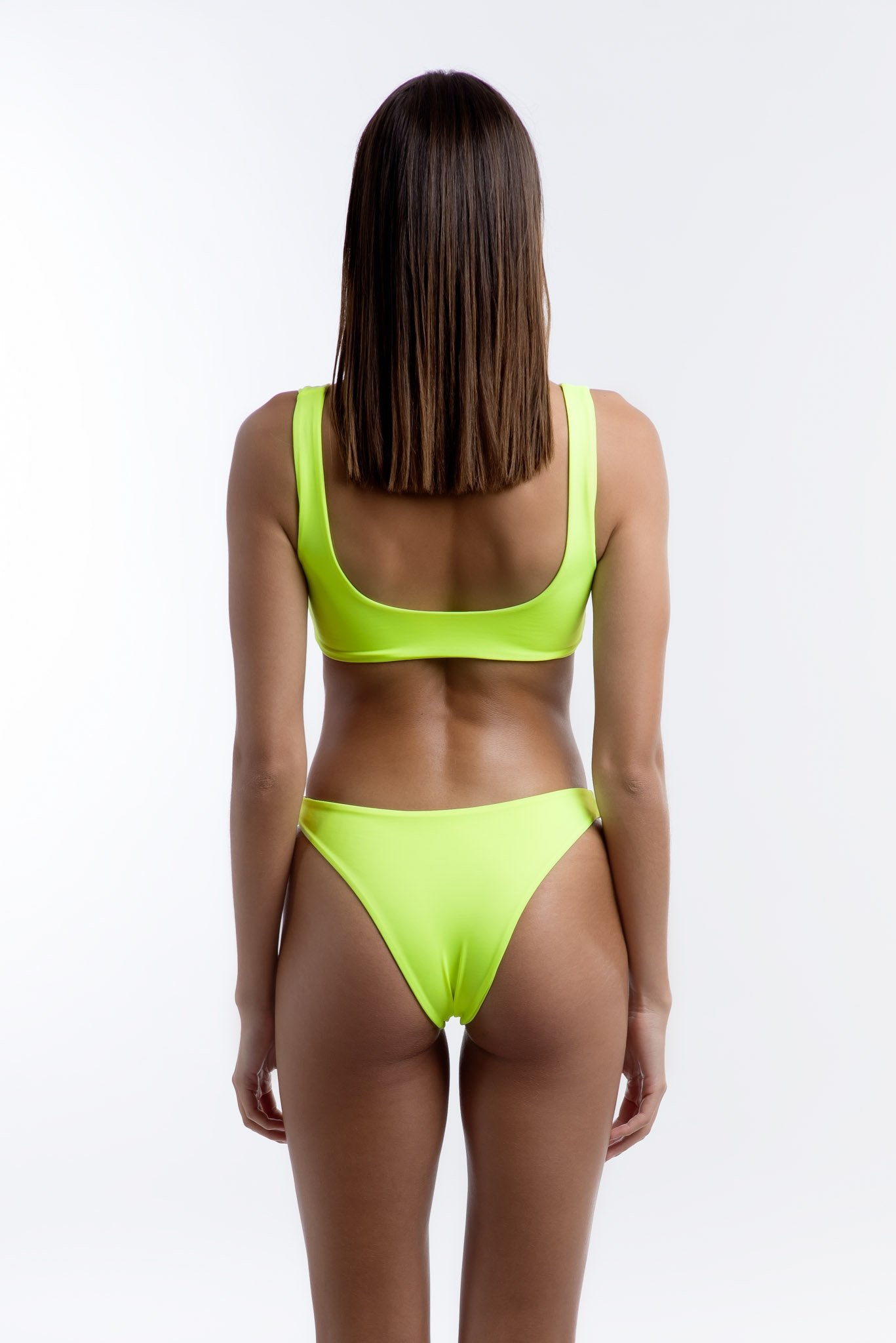 Venus Bottoms Neon Yellow