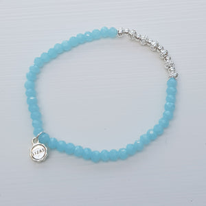 Armband - Light Blue