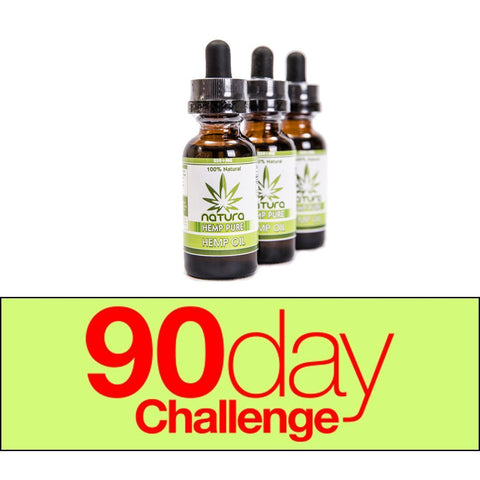 Image of QFL™ Organic Hemp Oil Natural Support of Anxiety & Pain Relief.Tincture Oil Drops.(250mg)/bottle