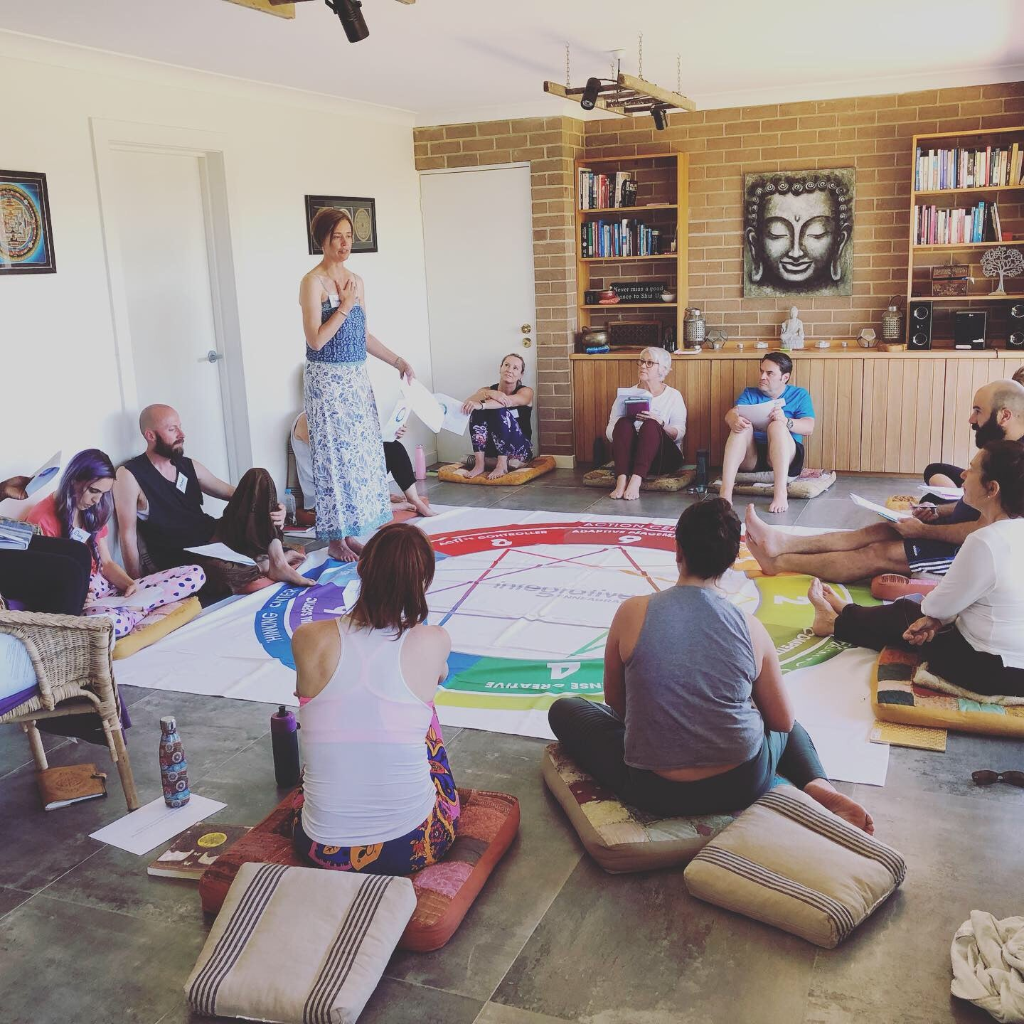 Fully Booked - 'Explore Yourself & Free Yourself' - One day Enneagram Retreat at Kodama - Sun Aug 9th 2020